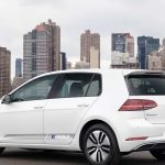 2017 Volkswagen e-Golf drive review