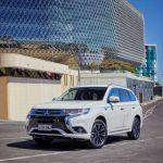 Mitsubishi Outlander PHEV – Fast Charging Flexibility