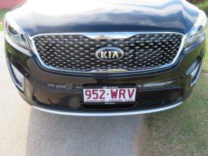 Kia Sorrento Platinum