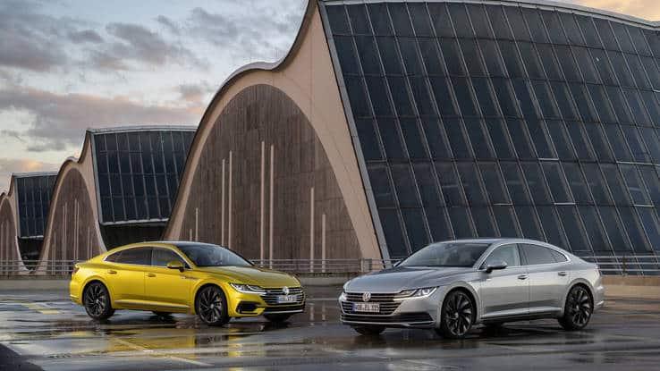 2018 Volkswagen Arteon first drive: Bargain German GT?