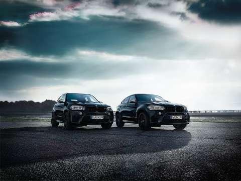 BMW Black Fire Editions