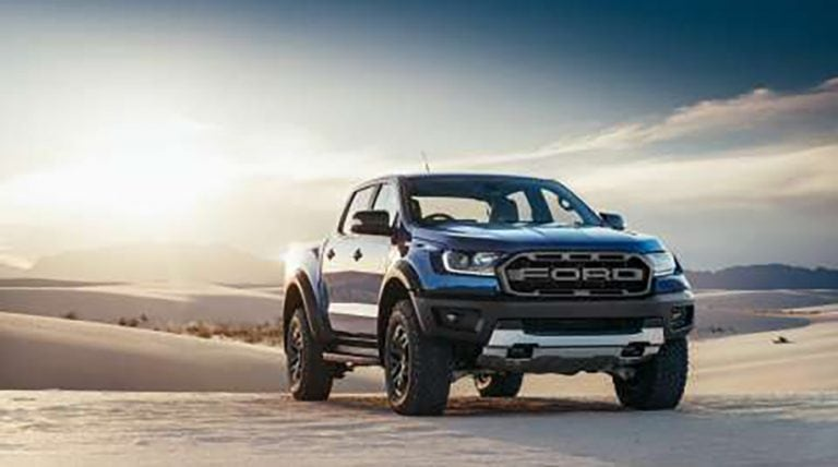 First-ever Ford Ranger Raptor – $74990