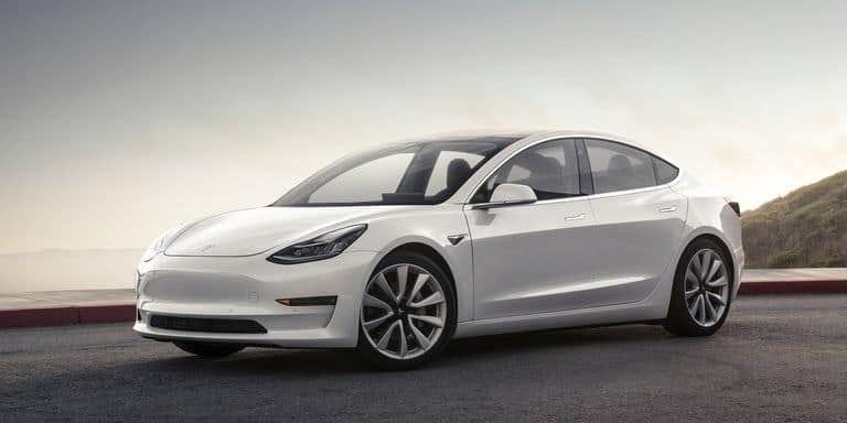 Tesla Pauses Some Model 3 Output After Hitting Target
