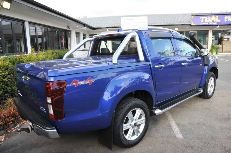 Isuzu D-Max Review – Why Should You Buy?