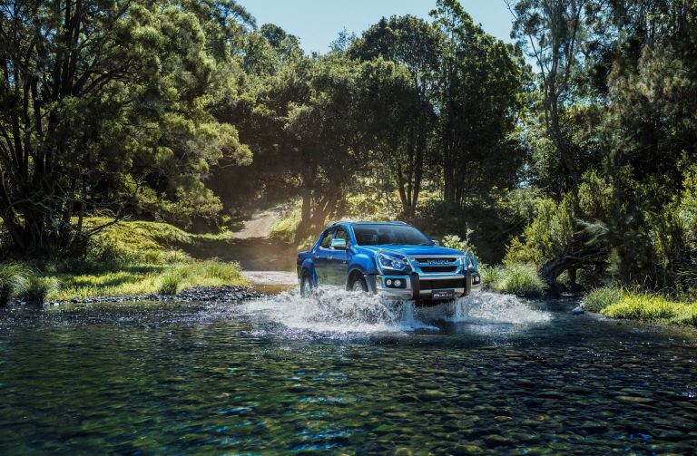 Isuzu Ute – D-Max and MU-X – Best of the Best