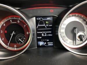 Suzuki Swift Sports Turbo