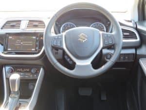 Suzuki S-Cross SX4