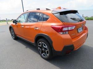 Subaru XV-S