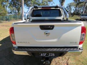 Nissan Navara ST-X