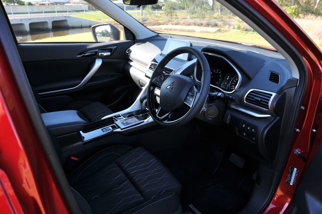 Mitsubishi Eclipse Cross Interior