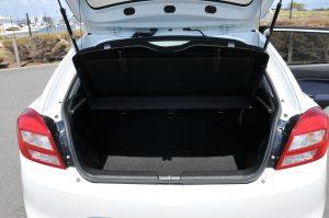 Suzuki Baleno GLX rear