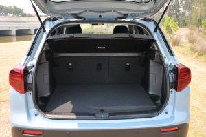 Suzuki Vitara GLX Turbo - Load Space