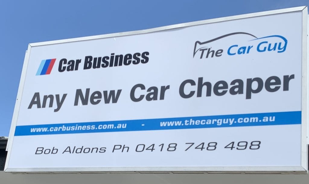 Car Business - Any New Car Cheaper