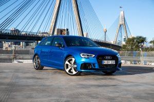 Audi RS 3 New