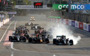 2021 Azerbaijan Grand Prix