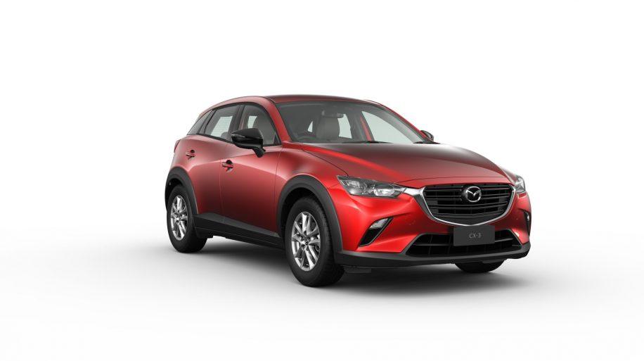 Mazda CX-3 100th Anniversary