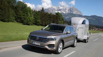 Volkswagen touareg Adventure