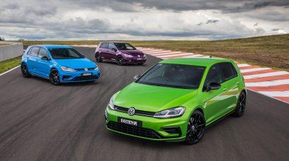 Volkswagen Golf r Final Edition