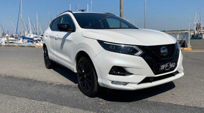 Nissan Qashqai Midnight Edition