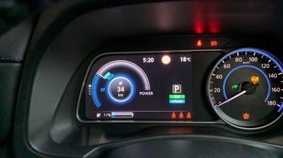 Nissan Leaf EV Review