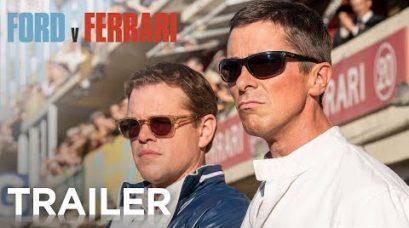 Ford v Ferrari - Trailer and Interview