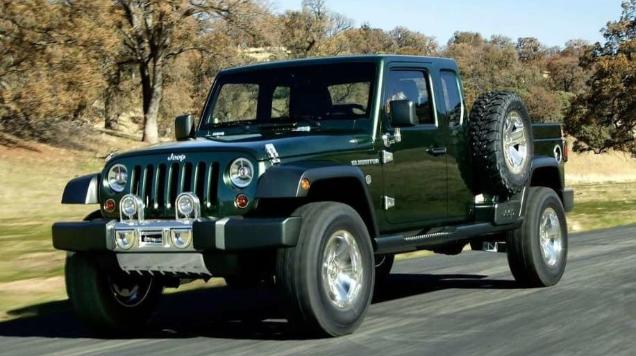 Concept to Reality – Jeep Wrangler Utility